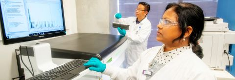 Inorganic chemistry testing services